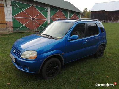 używany Suzuki Ignis z 2003r.