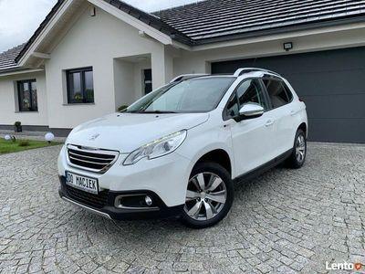 używany Peugeot 2008 BENZYNA, ALLURE, SALON POLSKA, GWARANCJA!