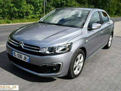 używany Citroën C-Elysee I 1.2dm 82KM 2017r. 50 405km