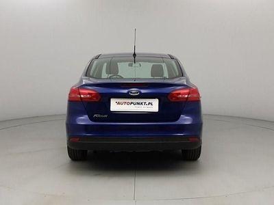 używany Ford Focus 1.6dm 105KM 2017r. 40 055km