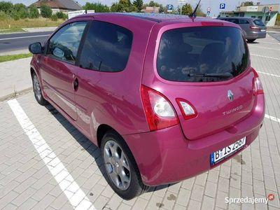używany Renault Twingo 1.2 benzyna, zadbany