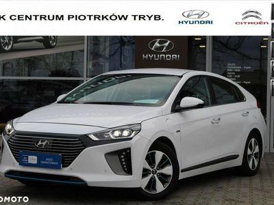 brugt Hyundai Ioniq Inny 0.0dm3 141KM 2017r. 28 300kmPlug-In Elektryczny+hybrydowy Platinium Salon PL Od DealeraFV23%