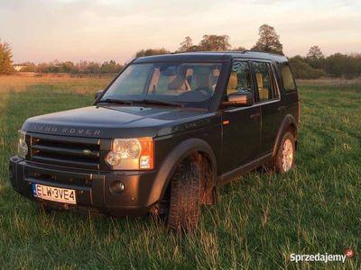 używany Land Rover Discovery