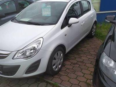 używany Opel Corsa 2012 r. Fabryczny Gaz LPG