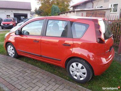 używany Nissan Note 2009R Benzyna 1.4 Z NIEMIEC, OPŁACONY