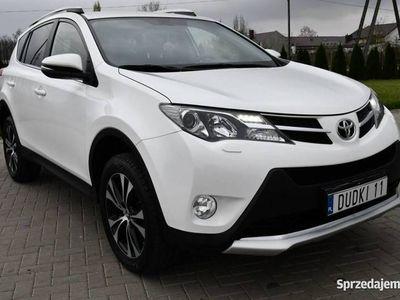 używany Toyota RAV4 2dm 152KM 2015r. 143 000km