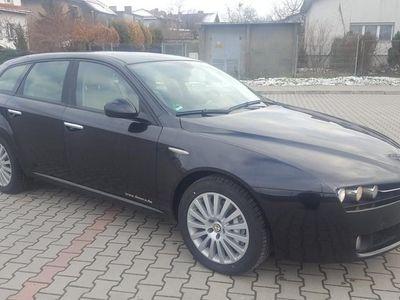 brugt Alfa Romeo 159 I 2.4JTDM Navi 2007r Klimatronic z niemiec