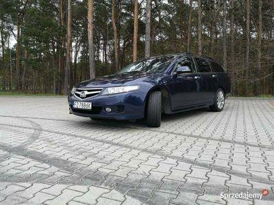 używany Honda Accord VII Executive Tourer 2007 2.4l benzyna + gaz