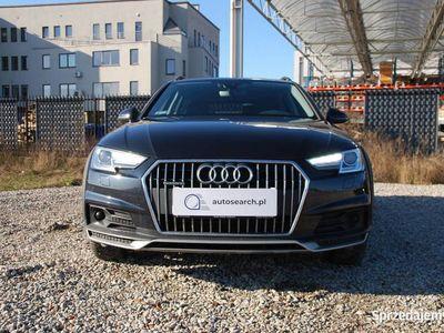 używany Audi A4 Allroad B9 Bezwypadkowy, II właściciel