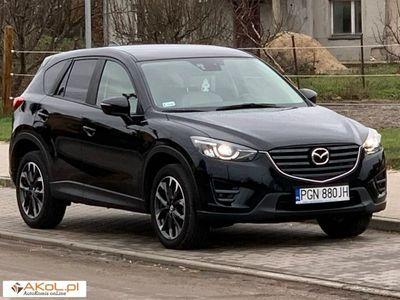 używany Mazda CX-5 2.2dm 150KM 2017r. 34 000km