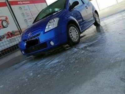 używany Citroën C2 1.4hdi klima, idealne dla kobiet