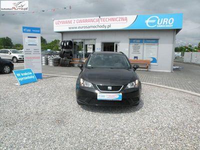 używany Seat Ibiza 1.2dm3 90KM 2016r. 74 000km F-Vat,Gwar,Sal.PL, LPG