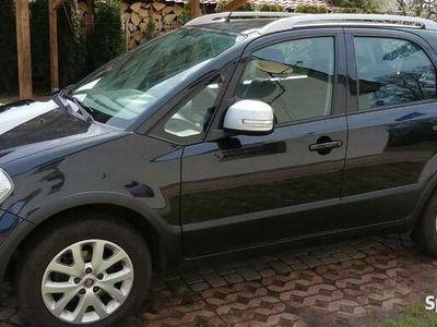 używany Fiat Sedici 120 km, 16V 1600cm, salonowy 1 właściciel