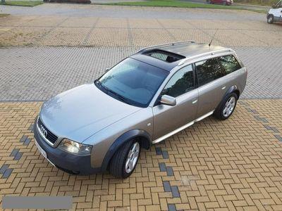 używany Audi A6 Allroad 2.5dm 180KM 2001r. 220 000km