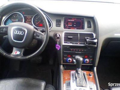 używany Audi Q7 3.0 do oplat turbo do regeneracji