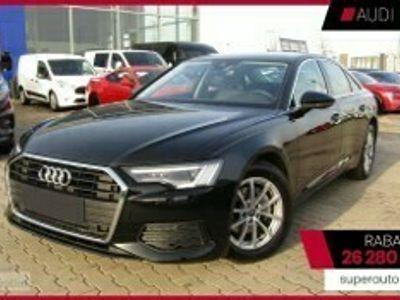 używany Audi A6 V (C8) 2.0 35 TDI S tronic (163KM) | + Pakiet Business + Tapicerka skórzana