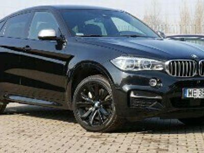 używany BMW X6 F16 M50d 381 krajowy Model 2018 Ful Wentyle Harman ACC