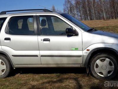 używany Suzuki Ignis 4WD