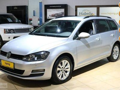 używany VW Golf VII 1.4dm 150KM 2015r. 134 000km
