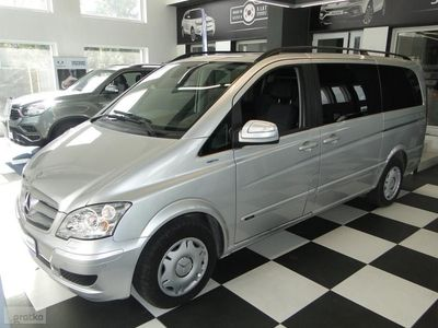 used Mercedes Viano Trend*salon.pl*bezwy*7 osobowy*automat*