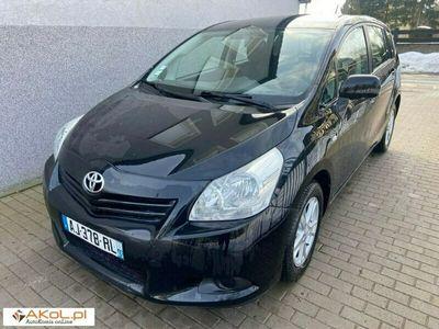 używany Toyota Verso 2dm 126KM 2010r. 224 000km