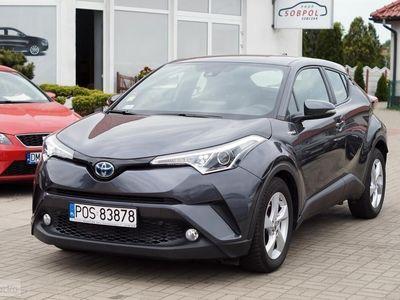 używany Toyota C-HR Hybrid, Kamera cofania, Krajowy Faktura VAT