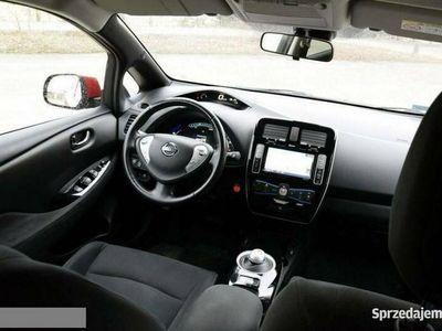 używany Nissan Leaf tylko 38.000 km bezwypadkowy navi kamera transport FILM