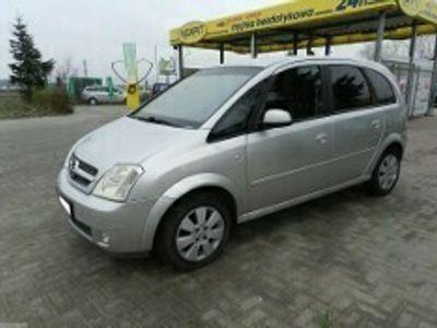 używany Opel Meriva A 1,6i Climatronic Zarejestrowana