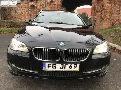 brugt BMW 520 seria 5 2dm3 185KM 2011r. 157 000km D 185KM Navi, Ksenony Mały Przebieg Opłacony !!!