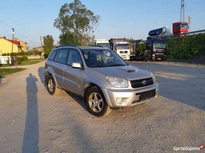 używany Toyota RAV4 D4D sprowadzony Raty