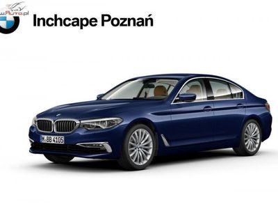 używany BMW 518 2dm 150KM 2019r. 6 000km