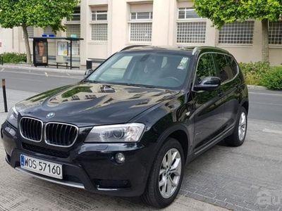 używany BMW X3 X3 F25 X-LINE 2011 184KMF25 X-LINE 2011 184KM