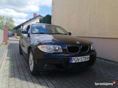 używany BMW 118 e87 seria 1 d 2.0d 2005r