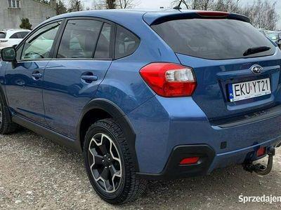 używany Subaru XV