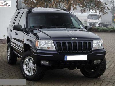 gebraucht Jeep Grand Cherokee 4dm3 190KM 1999r. 220 000km 4.0 R6 LPG Limited NV242 Lift TRAIL Master !!!