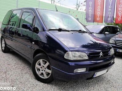 używany Citroën Evasion II 2.0 HDI 109KM KLIMATYZACJA 7osób II.właściciel ZADBANY