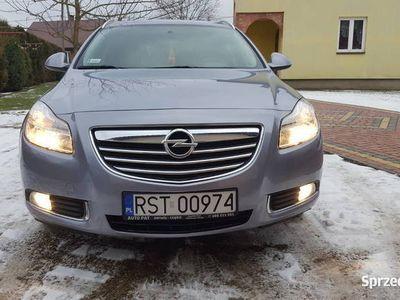 używany Opel Insignia kombi 2,0 CDTI 131 KM SUPER STAN