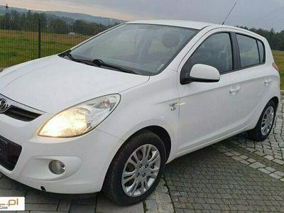 używany Hyundai i20 1.2dm 78KM 2010r. 135 000km