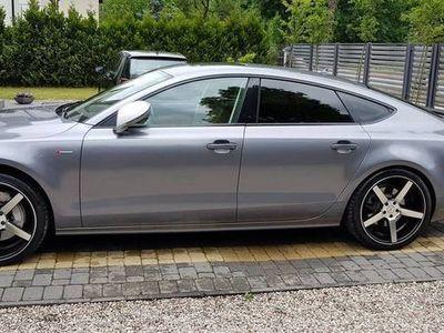 używany Audi A7 3.0TFSI 2013