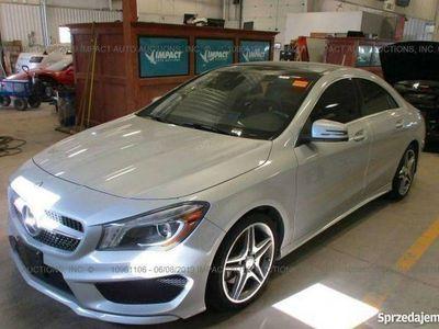 używany Mercedes CLA250 4MATIC V4 211KM +48 782236023