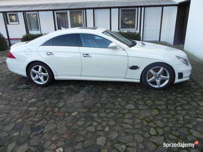 używany Mercedes CLS63 AMG