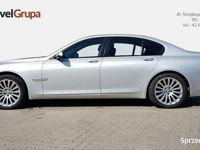 używany BMW 740 3.0i Twin Turbo (320KM) automat F01 (2008-)