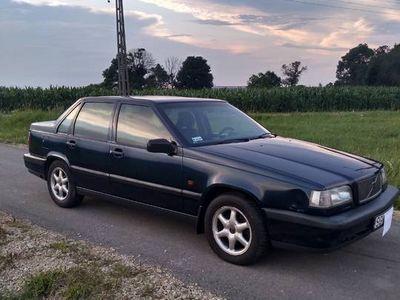 używany Volvo 850 sedan, gaz, hak, 2.0l