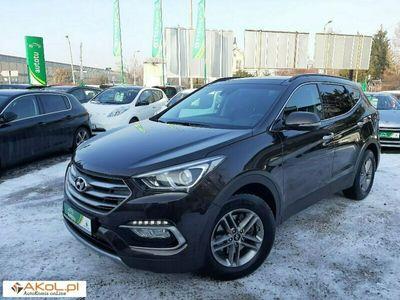 używany Hyundai Santa Fe 2.2dm 200KM 2017r. 37 000km