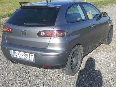 używany Seat Ibiza FR 1.9 Tdi 130 KM 2006r