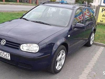 używany VW Golf IV 2.0 BEZWYPADKOWY