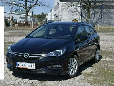 używany Opel Astra 4 XFL(125 KM) Enjoy Salon PL Faktura-Vat V (2015-)