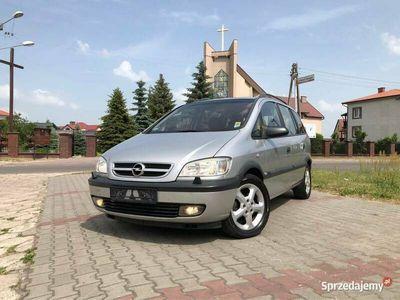 używany Opel Zafira A 1.8B 16V ELEGANCE