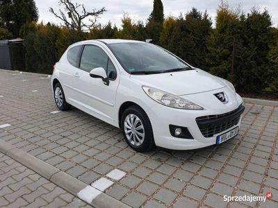 używany Peugeot 207 * Rok 2011 * 1.6HDI * Klima * BEZWYPADKOWY *