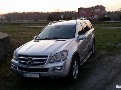 używany Mercedes GL420 Witam czy może cena jest do większej negocj